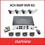 4CH 960p Poe Network NVR Kit