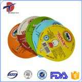 Small Orders Accepted Aluminum Foil Packaging Lids