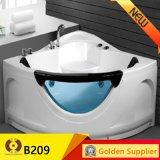 Fashion Bathroom Acrylic Massage Clear Acrylic Bathtub (KB209)