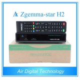 Zgemma Star H2 DVB-S2+T2 Linux HD Sat Receiver