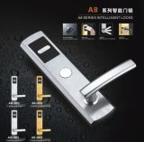 High Quality Hotel MIFARE One Card Hotel Door Lock with Temic