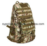 New Design Camouflage Military Knapsack Backpack (SYSG-266)