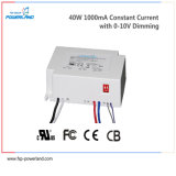 40W 1.0A Dimmable LED Driver with Ce RoHS Approval