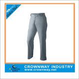 Golf Mens Twill Cotton Casual Plain Golf Pants