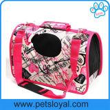 Handbag Shoulder Bag Portable Pet Dog Cat Travel Carrier (HP-202)