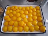 Canned Yellow Peach by Fresh Crop China Origin
