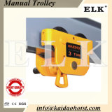 3t Manual Pulley for Hoist Crane
