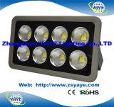 Yaye 18 Ce/RoHS COB 400W LED Tunnel Light/ 400W LED Spotlight / 400W LED Garden Light with 3 Years Warranty
