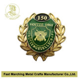 Wholesale Metal Lapel Pin Badge Two Parts Fixed