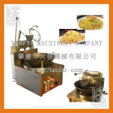 Automatic Bowl-Rotating Gas Rice Frier Cooker