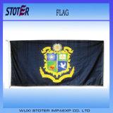 Promotional Price Fashion Design Custom-Made Blank White Flag