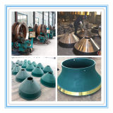 Replacement Cone Crusher Liner Plates for Cone Crushers Wear Liners