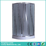Shower Cubicle with Acid Tempered Glass (LTS-817)