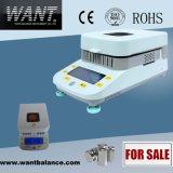 Digital Halogen Heating Analyzer Moisture Tester