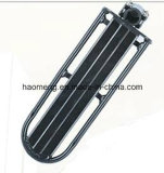 High Quality Alloy Black Bicycle Luggage Carrier