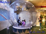 Giant Inflatable Snow Globe for Photos
