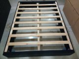 Knock Down Box Package Cheap Solid Wood Bed Base