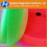 Reusable Colorful Non-Brushed Hook and Loop