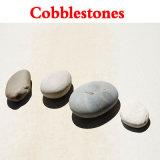 Strip Pebble Stone, Pebble River Stone, Polished Tiger Strip Cobble Stone (XG-CS-001)