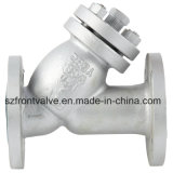 Carbon Steel and Stainless Steel Flanged End Y-Strainers