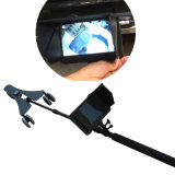 Telescopic Pole 7inch Monitor Under Vehicle Search Mirror