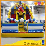 Inflatable Clown Standard Two-Path Slides (AQ905)