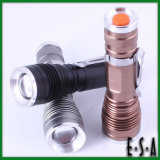 2015 New Item Powerful Handhold LED Torch Flashlight, Colorful LED Mini Flashlight Torch, Pocket Light Cheap Promote Torch G01b108