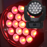 LED RGBW Moving Head Zoom Light