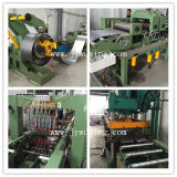 Flange Type Pressed Steel Transformer Radiator Automatic Frequency Control Production Line