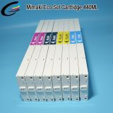 440ml Compatible Mimaki Jv300 Ink Cartridge Factory Direct Price with Eco Solvent Chip Ss21 Es3 BS3