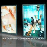 LED Aluminum Snap Frame Slim Light Box Signs