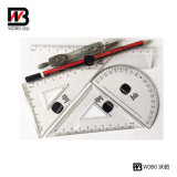 Office Stationery Set with Pen and Compass