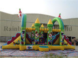 Hot Sale New Design Inflatable Clown Obstacle Course