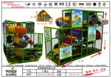 Kaiqi Small Indoor Soft Play Playground Set - Available in Many Colours (KQ20120105-TQBK20A)