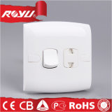 Iraq Coc Approved Alpha Design 16A Switched Outlet