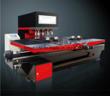 8-Location CNC Punching Machine for Solar Water Heater Tank Production