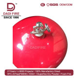 3c Certificate 1.6MPa Hanging FM200 Fire Fighting Extinguisher