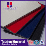 Alucoworld Decorative Colored Sheet Metal Fireproof Cement Board