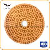 "5""/125mm Wet Diamond Polishing Pad Grinding Wheel for Stone"