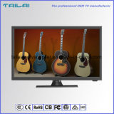 12VDC 18.5 Inch ISDB-T Hdr LED TV Narrow Bezel Ce ETL UL CB Approved