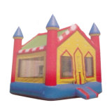 Durable PVC Commercial Inflatable Jumping Castle