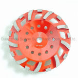 Sunny 4′′ 36# Diamond Abrasive Grinding Cup Wheel for Concrete