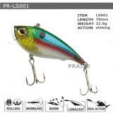 Pr-Ls001 Customized Floating Hard Minnow Plastic Fishing Lure