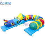 Long Inflatable Obstacle, Giant Inflatable Obstacle Course for Kids