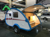 Small Caravan Teardrop Travel Camper Trailer