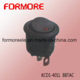Round Rocker Switch /Illuminated Rocker Switch/Electric Switch
