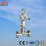 High Pressure Pressure Seal Globe Valve Class 2500 Flange Type with Bevel Gear (GAJ541H)