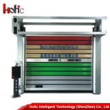 Automatic Intelligent Aluminum Alloy High Speed Industrial Garage Door