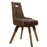 Antique Furniture Rattan Leisure Dining Chair B05-9