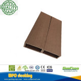 WPC Decoration Fire-Retardant Wood Plastic Composite Wall Panel for Facades/Fence Use